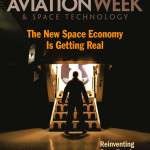 Cover Photo Shoot for Aviation Week & Space Technology Magazine
