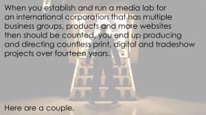 Tradeshow and Marketing Materials